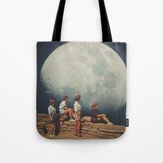 FriendsnotFriends Tote Bag
