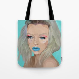 Fresh Faced Tote Bag