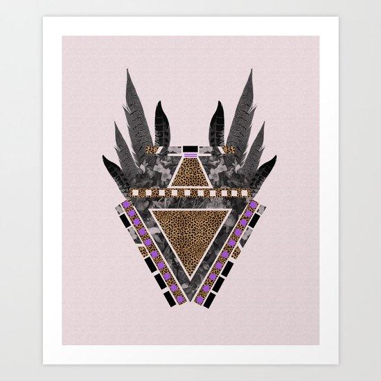 AKECHETA  Art Print