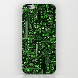 Short Circuits iPhone Skin