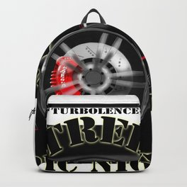 """Turbolence"" Street Backpack"