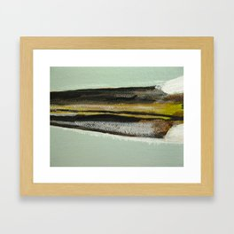 and longer Framed Art Print