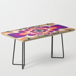 Bohemian Groove-o Coffee Table