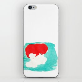 Red & Green iPhone Skin