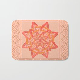 celtic tones Bath Mat