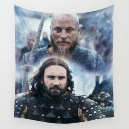 Brothers' war Wall Tapestry