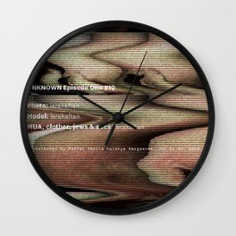 UNKNOWN Episode One #10 Final Version #1. Wall Clock