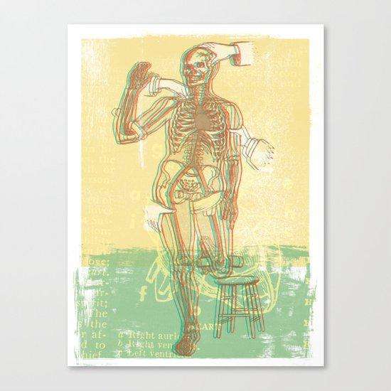 Mare Vitalis Canvas Print