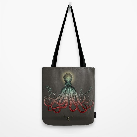Octoverlord Tote Bag
