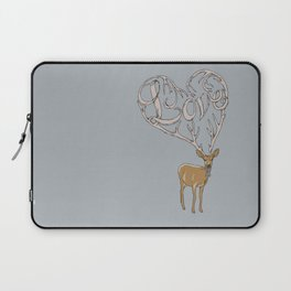 Stubborn Love Laptop Sleeve