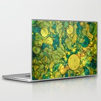 world cup Laptop & iPad Skins featuring World Cup by Guilherme Marconi
