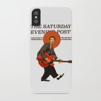 mcfly iPhone & iPod Cases featuring Marty Mcfly by IF ONLY
