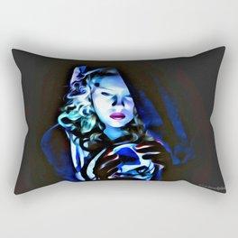 The Fortune Teller Rectangular Pillow