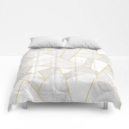White Stone Comforters