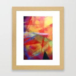 Kandiskiffiti N°2 Framed Art Print
