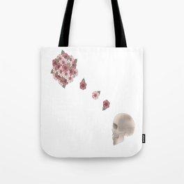flourish print Tote Bag