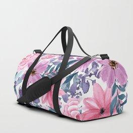 FLOWERS XII Duffle Bag