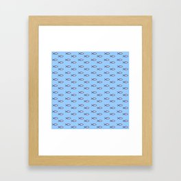Ichthys 4 Framed Art Print