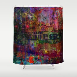 Everytime You Go Away Shower Curtain