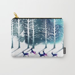 Winter Night 2 Carry-All Pouch