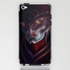 Mass Effect: Javik iPhone & iPod Skin