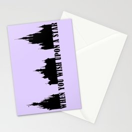 When You Wish Upon A Star Stationery Cards