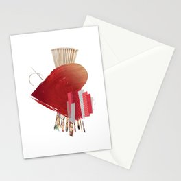 For The Love Of Art Stationery Cards
