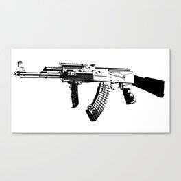AK-47 Canvas Print
