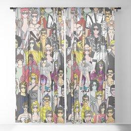FAME Sheer Curtain