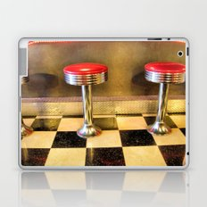 olde time stools Laptop & iPad Skin