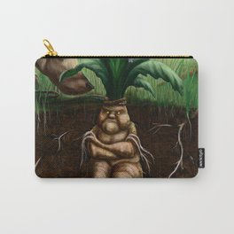 Painted Mandrake Carry-All Pouch