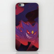 Mega Gengar iPhone & iPod Skin