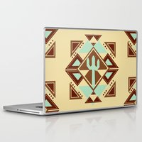 southwest Laptop & iPad Skins featuring Southwest by S. Vaeth