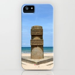 Juno Beach 1 iPhone Case