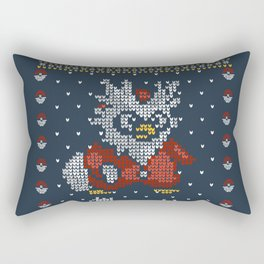 Ugly Delibird Rectangular Pillow