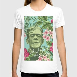 Oh Frankie darling - The Franktiki T-shirt