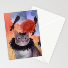 Madame Musket Stationery Cards