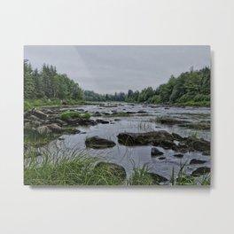 Rocky River Metal Print