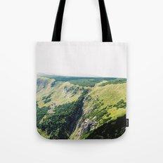 Sněžka Mountain (Remastered) Tote Bag