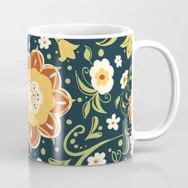 Fantasy Florals Coffee Mug