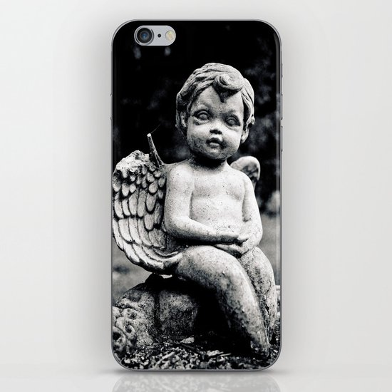 Forgotten angel iPhone & iPod Skin