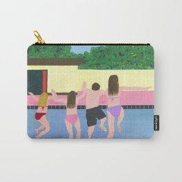 Family Holiday - Splash! Carry-All Pouch