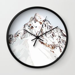 exploration of consciousness Wall Clock