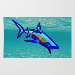 Pool Shark Knot Rug