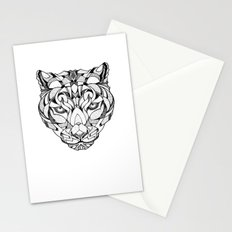 Leopard - Drawing Stationery Cards