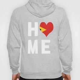 East Timor Is My Home Tee Shirt Hoody
