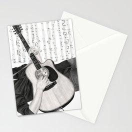 A Few Chords Stationery Cards