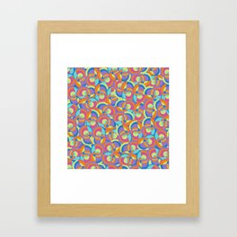 ModPop Framed Art Print