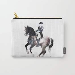 Horse (Canter pirouette II) Carry-All Pouch
