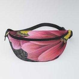 zany flowers Fanny Pack
